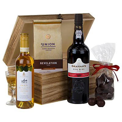 John Lewis After Dinner Delights Christmas Gift Box