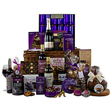 Buy John Lewis Seasonal Sophistication Christmas Hamper Online at johnlewis.com