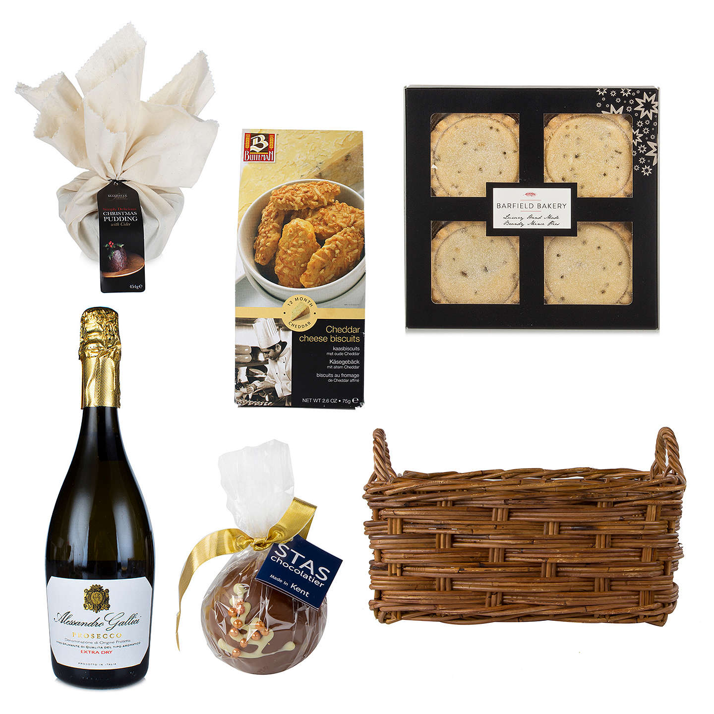 Buyjohn Lewis Spirit Of Christmas Hamper Online At Johnlewiscom