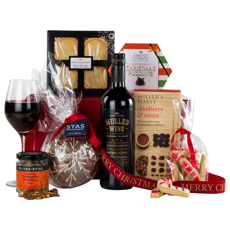 Buyjohn Lewis Seasonal Cheer Christmas Gift Box Online At Johnlewiscom