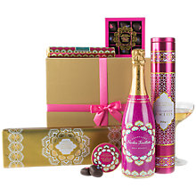 Buy John Lewis Tales of the Maharaja Champagne and Fine Chocolate Gift Box Online at johnlewis.com