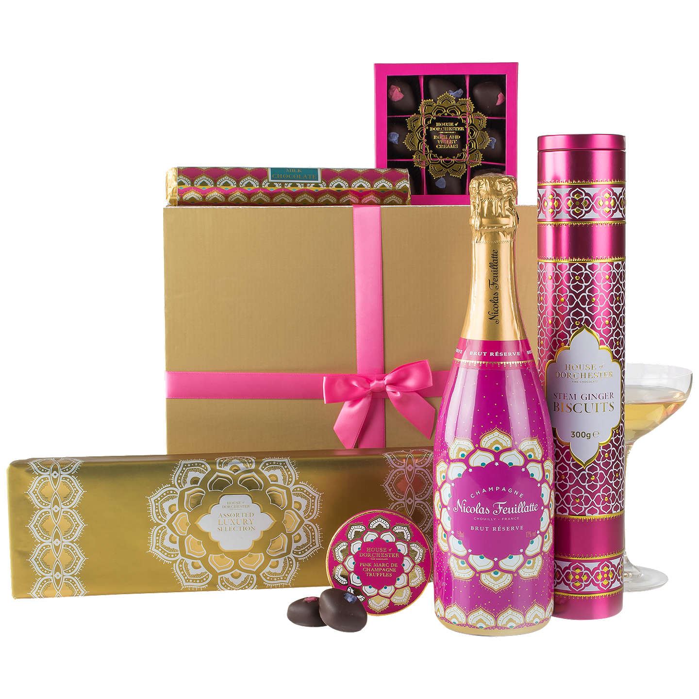 Buyjohn Lewis Tales Of The Maharaja Champagne And Fine Chocolate
