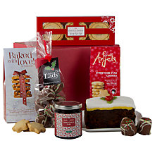 Buy John Lewis Taste Of Christmas Gift Box Online at johnlewis.com