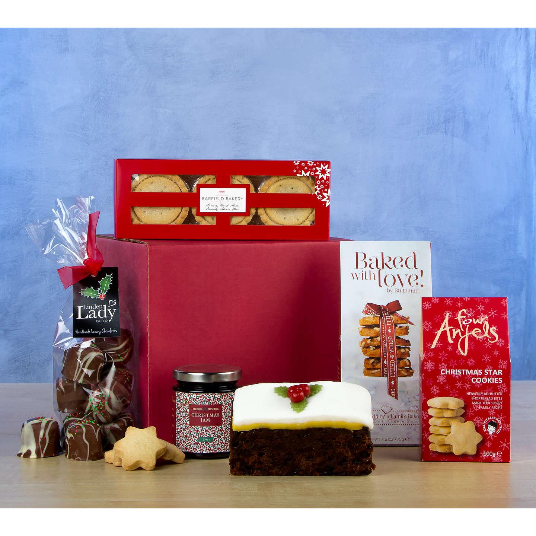 Buyjohn Lewis Taste Of Christmas Gift Box Online At Johnlewiscom