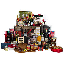 Buy John Lewis Christmas Treasure Chest Hamper Online at johnlewis.com