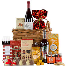 Buy John Lewis Winter Warmer Christmas Hamper Online at johnlewis.com