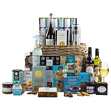 Buy John Lewis Winter Frost Christmas Hamper Online at johnlewis.com