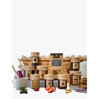 Hampers build your own traditional luxury hampers john lewis edinburgh preserves luxury sweet hamper solutioingenieria