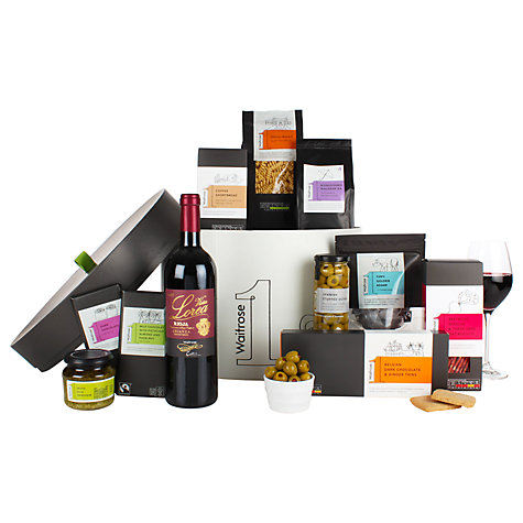 Buy waitrose 1 luxury gift box john lewis buy waitrose 1 luxury gift box online at johnlewis solutioingenieria Gallery
