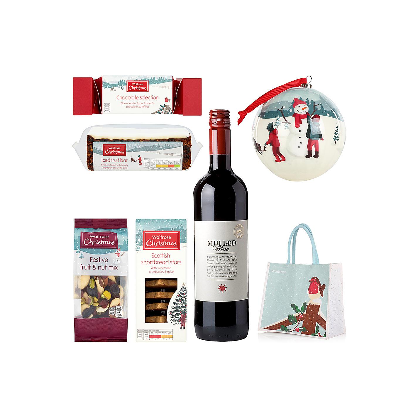 ... Buy Waitrose Christmas Robin Gift Bag Online at johnlewis.com