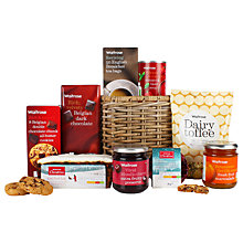 Buy Taste of Waitrose Christmas Gift Online at johnlewis.com