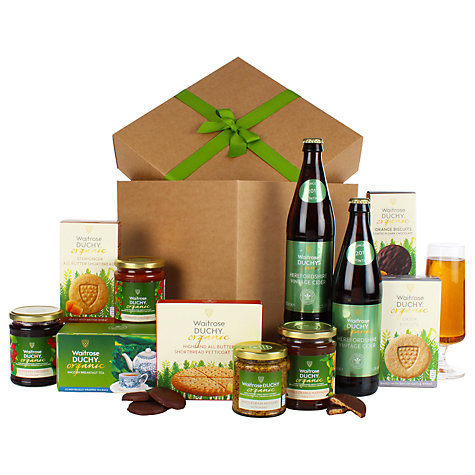 Hampers build your own traditional luxury hampers john lewis buy waitrose duchy organic gift box online at johnlewis negle