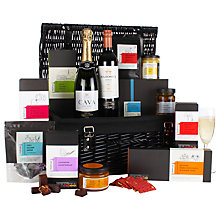 Buy Waitrose 1 Indulgent Hamper Online at johnlewis.com