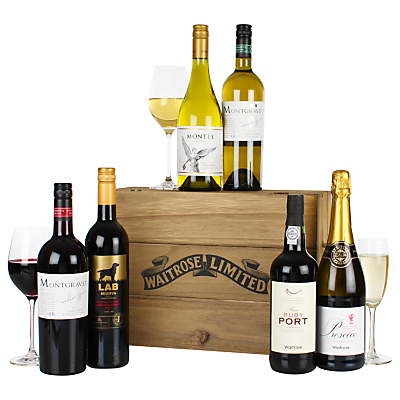 Waitrose Wine Chest