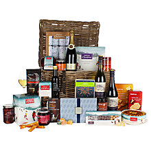Buy Waitrose Luxury Christmas Hamper Online at johnlewis.com