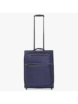 87836dcf9 John Lewis   Partners Glide 55cm 2-Wheel Cabin Suitcase