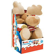 Buy Kinder Fluffy Toy with Mini Chocolates, 73g Online at johnlewis.com