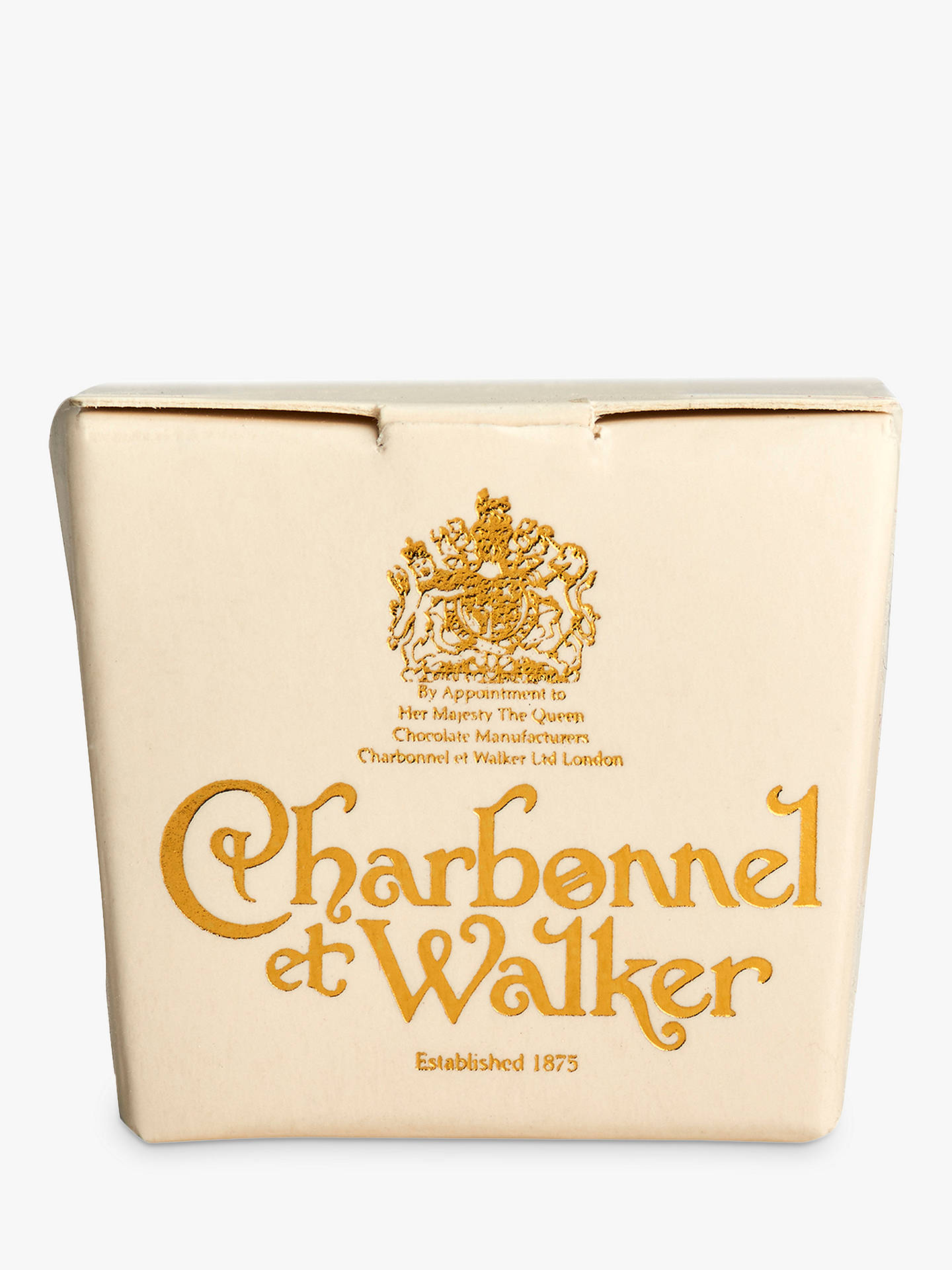 BuyCharbonnel et Walker 48 Single Milk Chocolate Sea Salt Truffles, 576g Online at johnlewis.com