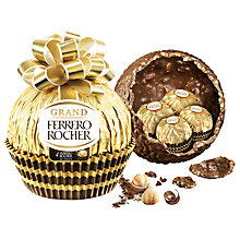 Buy Ferrero Grand Rocher, 240g Online at johnlewis.com
