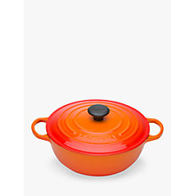 Buy Le Creuset Signature Bouillabaisse, Dia.26cm Online at johnlewis.com