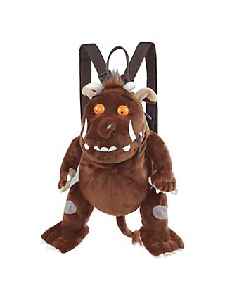 The Gruffalo Backpack, Brown