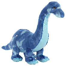 "Buy Aurora Brachiosaurus 15.5"" Plush Soft Toy Online at johnlewis.com"