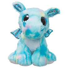 "Buy Aurora Candies 7"" Storm The Dragon Soft Toy Online at johnlewis.com"