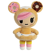 "Buy Aurora Donutella And Her Sweet Friends 9"" Donutella Soft Toy Online at johnlewis.com"