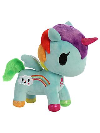 Aurora TokiDoki Pixie Unicorno Soft Toy, Small