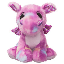 "Buy Aurora Candies 7"" Amethi The Dragon Soft Toy Online at johnlewis.com"