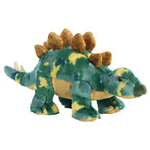 "Buy Aurora Stegosaurus 13"" Soft Toy Online at johnlewis.com"