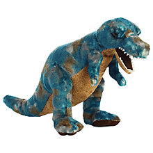 "Buy Aurora T-Rex 17"" Soft Toy Online at johnlewis.com"