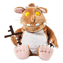 "Buy The Gruffalo 16"" Gruffalo's Child Plush Soft Toy Online at johnlewis.com"