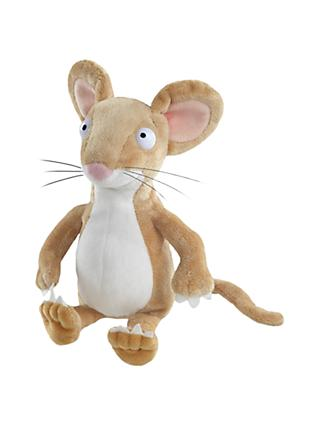 The Gruffalo Mouse Plush Soft Toy, Small