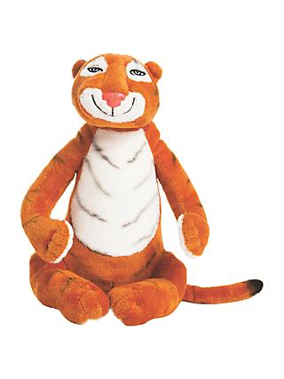 "The Tiger Who Came To Tea 10"" Plush Soft Toy"