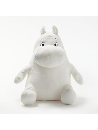 The Moomins Moomin Plush Soft Toy, Medium