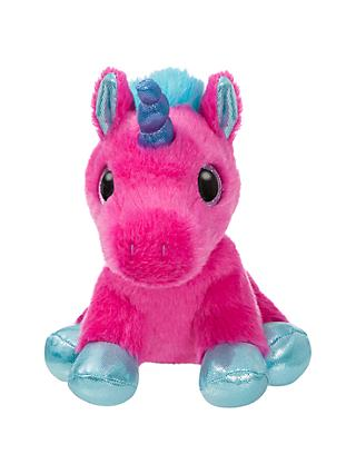 Aurora Sparkle Tales Starlight Unicorn Soft Toy
