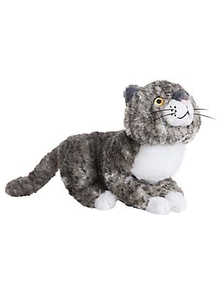 Mog the Forgetful Cat Plush Soft Toy