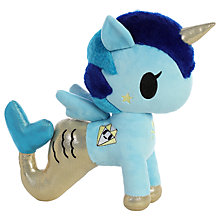 "Buy Aurora TokiDoki 10"" Corsica Mermicorno Soft Toy Online at johnlewis.com"