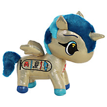 "Buy Aurora TokiDoki 8"" Cleo Unicorno Soft Toy Online at johnlewis.com"