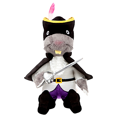 Image of The Highway Rat Plush Soft Toy