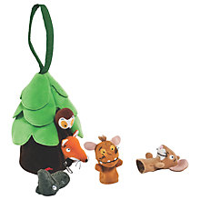 Buy The Gruffalo Finger Puppets, Pack of 5 Online at johnlewis.com