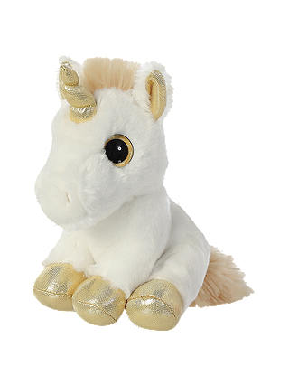Buy Aurora World Sparkle Tales Twinkle Unicorn Soft Toy Online at johnlewis.com