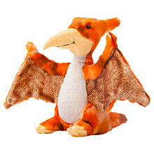 "Buy Aurora Pteranodon 9.5"" Plush Soft Toy Online at johnlewis.com"