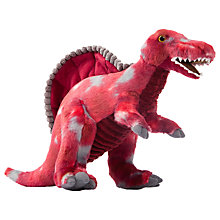 "Buy Aurora Spinosaurus 17.5"" Soft Toy Online at johnlewis.com"