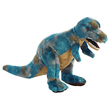 "Buy Aurora T-Rex 14"" Soft Toy Online at johnlewis.com"