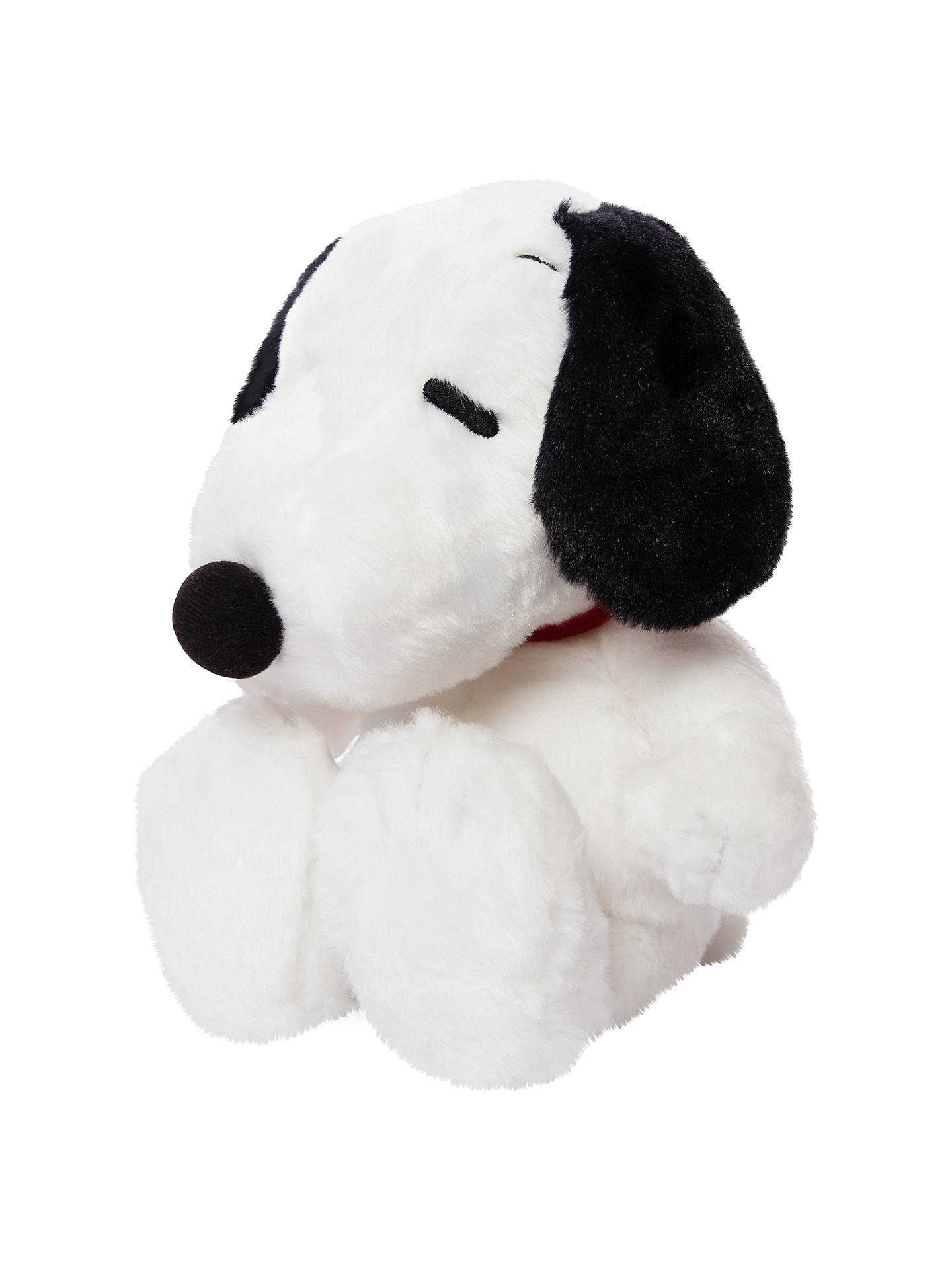 Peanuts Snoopy Soft Toy At John Lewis Partners