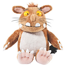 "Buy The Gruffalo 7"" Gruffalo's Child Plush Soft Toy Online at johnlewis.com"