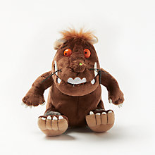 "Buy The Gruffalo 9"" Gruffalo Plush Soft Toy Online at johnlewis.com"
