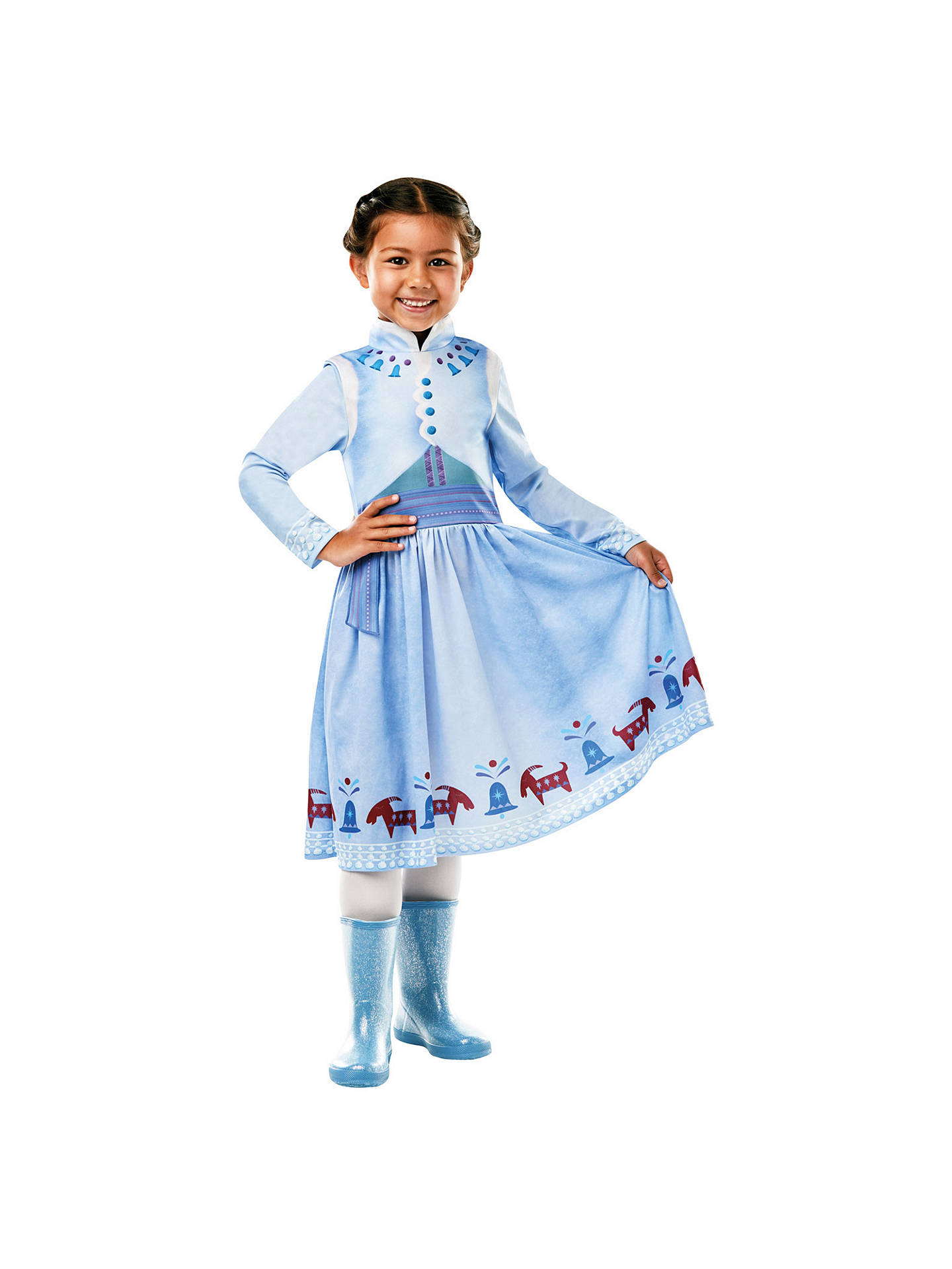 Disney Princess Olaf S Frozen Adventure Anna Costume At